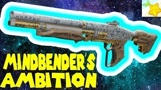 The most beautiful legendary ever!! MINDBENDER'S AMBITION