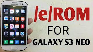 E/ROM FOR GALAXY S3 NEO GT-I9300I / I9301I | Смотри онлайн или Качай