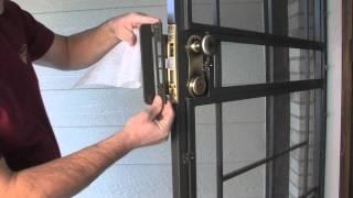 Lock Guard Armor™ Security Door Lock Enhancement - by Secure