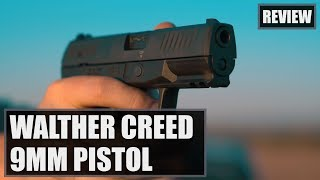 Walther Creed 9mm Pistol Review: Best Handgun Under $350