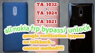 Nokia FRP easiest method 3 / 5 / 6 android 8 0 (oreo) FRP unlock