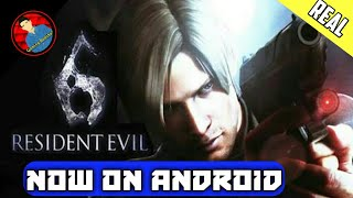 PPSSPP] HOW TO DOWNLOAD RESIDENT EVIL 6 ON ANDROID | 100