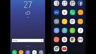 How to Install Samsung Galaxy s8 Rom on Galaxy Note 3 !!! | Смотри