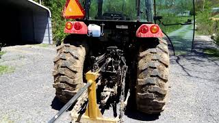 Rural King RK55HST Tractor, 2nd review after using | Смотри