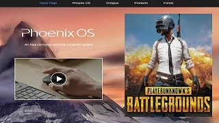 Instal Test Phoenix OS 3 0 6 ~ Android OS for PC | Смотри онлайн или