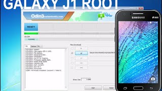 HOW TO ROOT GALAXY SM-J100H/ML [ROOT+RECOVERY] | Смотри