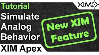XIM APEX - Simulate Analog Behavior Tutorial | Смотри онлайн