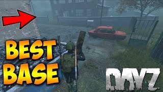 The Best Base Location In DayZ Xbox One - How To Build - Where To