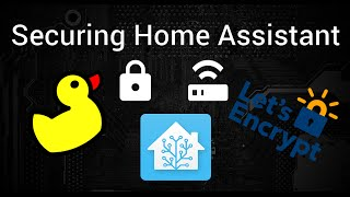 Port Forwarding, DNS, and Encryption - How To Secure Home Assistant