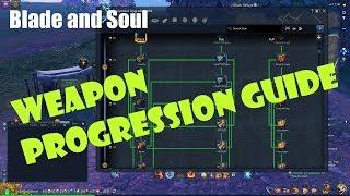 Blade and Soul] Best Weapon Upgrade Path!   Смотри онлайн