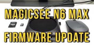 Magicsee N6 Max Firmware Upgrade | Смотри онлайн или Качай на