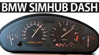 HOW TO WIRE BMW SPEEDO CLUSTER FOR SIMULATOR | SIMHUB | Смотри