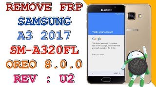 samsung a320f frp android 8