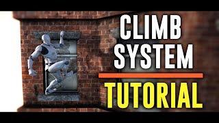💢 UE4 Climb System - Tutorial - Part 1 - Grab & Climb-Up   Смотри