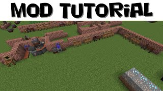 Immersive Engineering Tutorial #8 - Mining Drill and