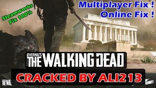 OVERKILL's The Walking Dead Cracked by ALI213 | Steamworks