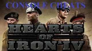 Hearts Of Iron IV - Console Cheats   Смотри онлайн или Качай на