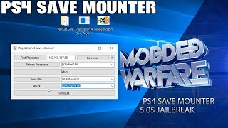 PS4 Save Mounter Tutorial (Swap Saves Between Consoles