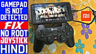 FIX- Gamepad is Not Detected on Xiaomi Phones (No Root) Hindi