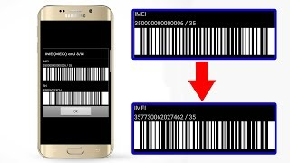 Repair IMEI 350000000000006 Security damaged All Samsung Khmer