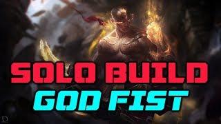 Solo Build: God Fist (Single Monk) – Pillars of Eternity 2: POTD