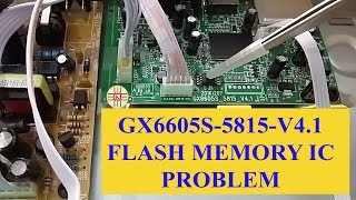 How to Resolve Display Issue of GX6605S-5815-V4 1 Receiver