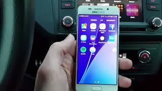Mirror all apps Galaxy A3 Android 6 0 1 MirrorLink Full