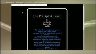 """Step by Step Exploit V3 PS3 """"HAN"""" – Packages Manager PS3 OFW Slim"""