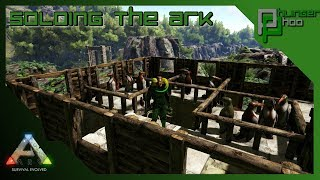Soloing the Ark S4E68 - ORGANIC POLYMER FARM - MOSCHOPS TAME