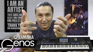 Ce cred despre Yamaha Genos   Смотри онлайн или Качай на