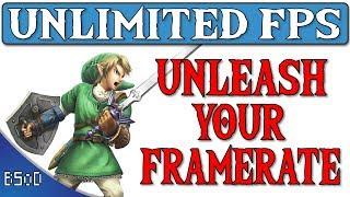 Cemu 1 11 3   Unlimited FPS   Zelda Breath of the Wild   Смотри