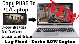 How To Copy PUBG Mobile To PC Tencent Buddy [Step-By-Step