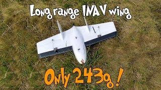 🛩️ Strix Nano Goblin - Sub 250g long range INAV wing build