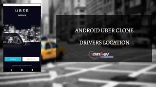 Android Uber Clone - Part 2 Driver Location   Смотри онлайн или