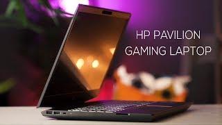 HP Pavilion Gaming Laptop // The Budget Omen 15! | Смотри