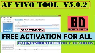 New AFTool 5 0 2 MTK And Qualcomm Flashing Tool Full Free