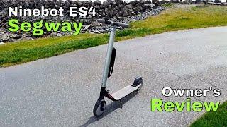 Ninebot ES4 by Segway - Review   Смотри онлайн или Качай на