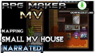 RPG Maker MV Mapping: Tiny House [NARRATED] | Смотри онлайн