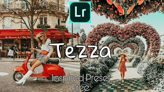 How to Edit Like Tezza l Free Tezza Inspired Preset | Free