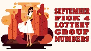 Group Pick 4 Lottery Numbers For September 2019 | Смотри