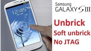 FIX DEAD / Unbrick Samsung Galaxy S3 i747M - Easy Method