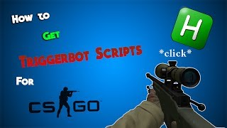 How to Get Triggerbot Scripts for CS:GO FREE! (AHK) (NO VAC